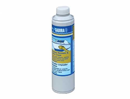 Delete crema detergente e rinnovatore per vetroresina